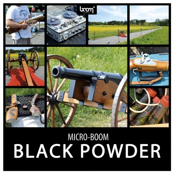 Boom Library Black Powder