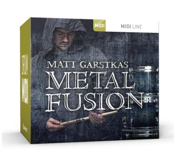 Download Toontrack Metal Fusion Drums MIDI