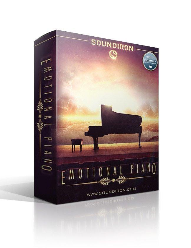 Soundiron Emotional Piano Player Edition