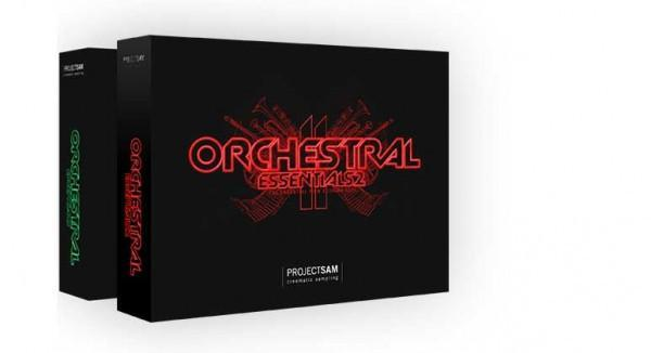 Buy ProjectSAM Orchestral Essentials 1 & 2 BUNDLE (Boxed)