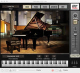 Interface Garritan Abbey Road Studios CFX LITE
