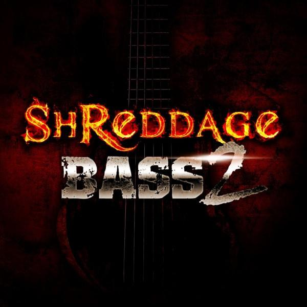shreddage bass download