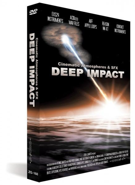Buy Zero-G Deep Impact (boxed)