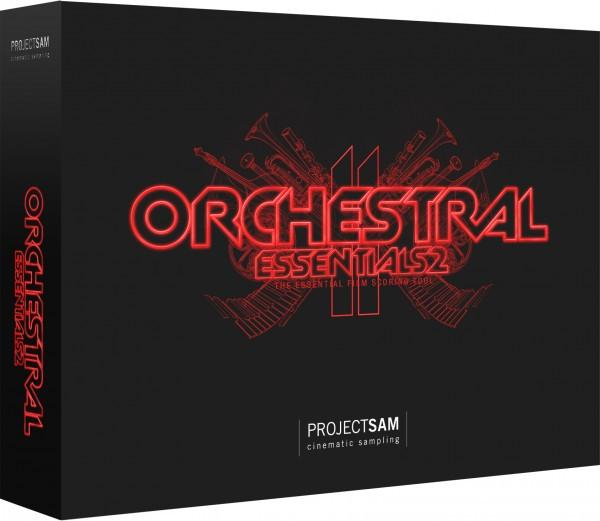 Buy ProjectSAM Orchestral Essentials 2 (Boxed)
