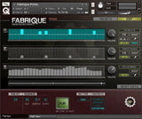 Cinematique Instruments Fabrique Prime GUI