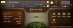 Buy ProjectSAM Concert Harp EXP