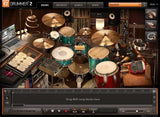 Interface Toontrack EZdrummer 2 Hip-Hop Edition
