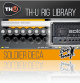 Overloud Choptones Soldano Decatone TH-U Rig Library