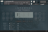 Cinematique Instruments Interval Les Femmes GUI Engine View