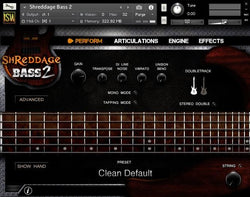 Buy Impact Soundworks Shreddage Bass 2