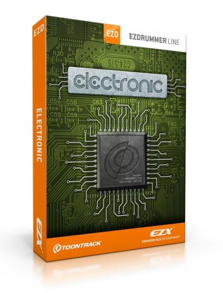 Buy Toontrack EZX - Electronic (boxed)