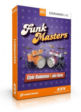 Download Toontrack EZX - Funkmasters