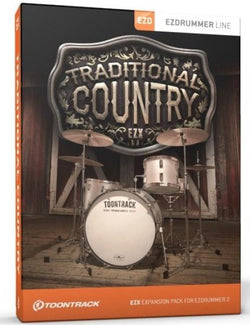 Toontrack EZX - Traditional Country