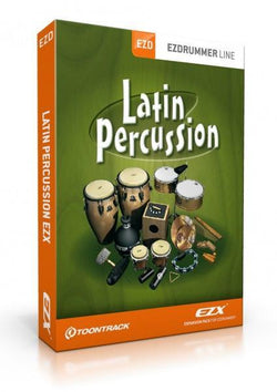 Download Toontrack EZX - Latin Percussion