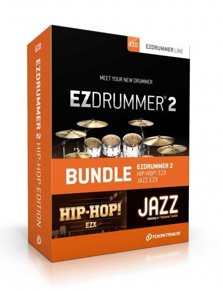 Download Toontrack EZdrummer 2 Hip-Hop Edition