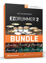 Download Toontrack EZdrummer 2 Songwriters Edition