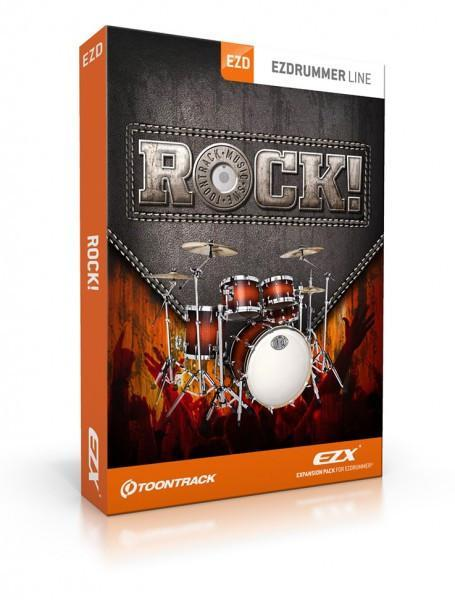Download Toontrack EZX - Rock!
