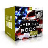 Download Toontrack American Rock Drum MIDI