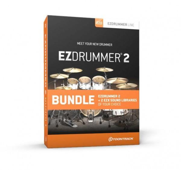 Download Toontrack EZdrummer 2 Bundle