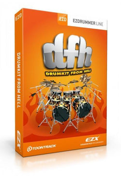 Download Toontrack EZX - Drumkit From Hell