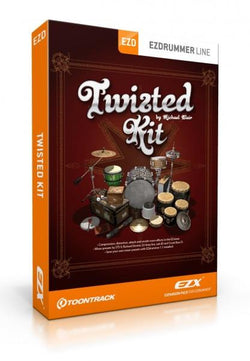 Download Toontrack EZX - Twisted Kit