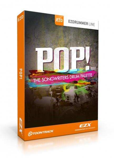 Download Toontrack EZX - Pop!