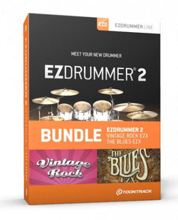 Download Toontrack EZdrummer 2 Vintage Edition