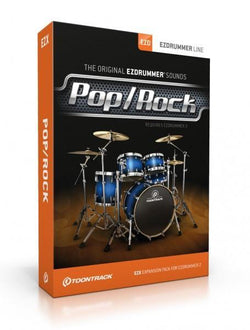 Download Toontrack EZX - Pop Rock