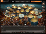 Interface Toontrack EZdrummer 2 Metal Edition