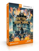 Install Toontrack EZdrummer 2 Metal Edition