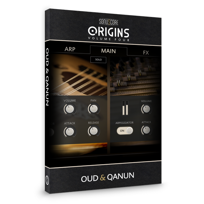 Sonuscore Origins Vol 4 Oud and Qanun