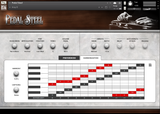 Impact Soundworks Pedal Steel interface