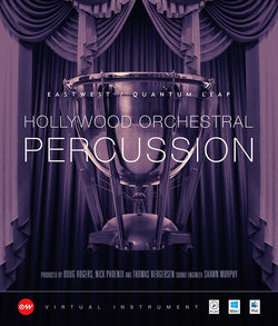 EastWest Hollywood Orchestral Percussion Cover