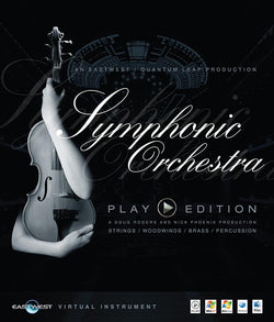 EastWest Symphonic Orchestra Cover