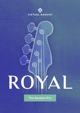 uJam Virtual Bassist 2 Royal