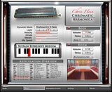 Best Service Chris Hein Chromatic Harmonica GUI FX