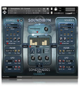 Soundiron Sonespheres 3 interface