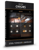 Sonuscore Origins 1 Steel Tongue and Sansula