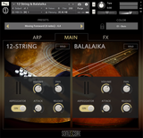 Sonuscore Origins Vol 3 12 String and Balalaika