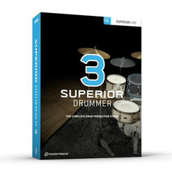 Download Toontrack Superior Drummer 3 Education Institution MULTIPLE LICENCE