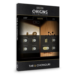 Sonuscore Origins Vol 7 Tar & Chonguri box