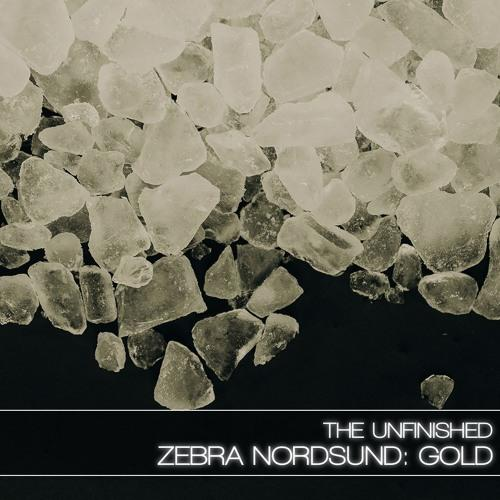 The Unfinished Zebra Nordsund Gold Cover Art
