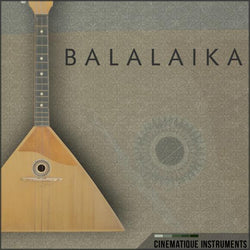 Cinematique Instruments Balalaika Cover Art
