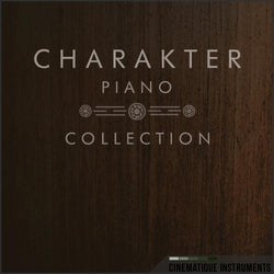 Charakter Piano Collection Cover Art