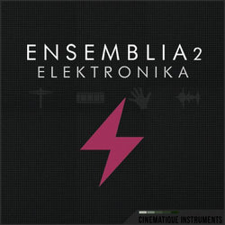 Cinematique Instruments Ensemblia 2 Elektronika Cover Art