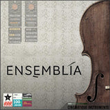 Cinematique Instruments Ensemblia Cover Art