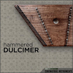 Cinematique Instruments Hammered Dulcimer