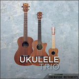 Cinematique Instruments Ukelele Trio Cover Art