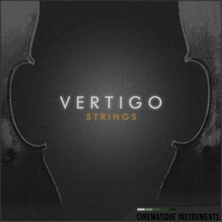 Cinematique Instruments Vertigo Strings Cover Art