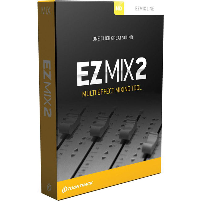 Download Toontrack EZmix 2  Education Institute